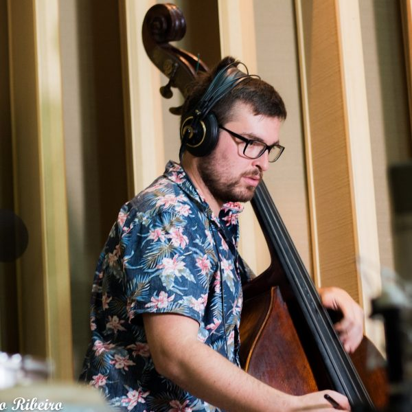 Guto Writti: Double Bass